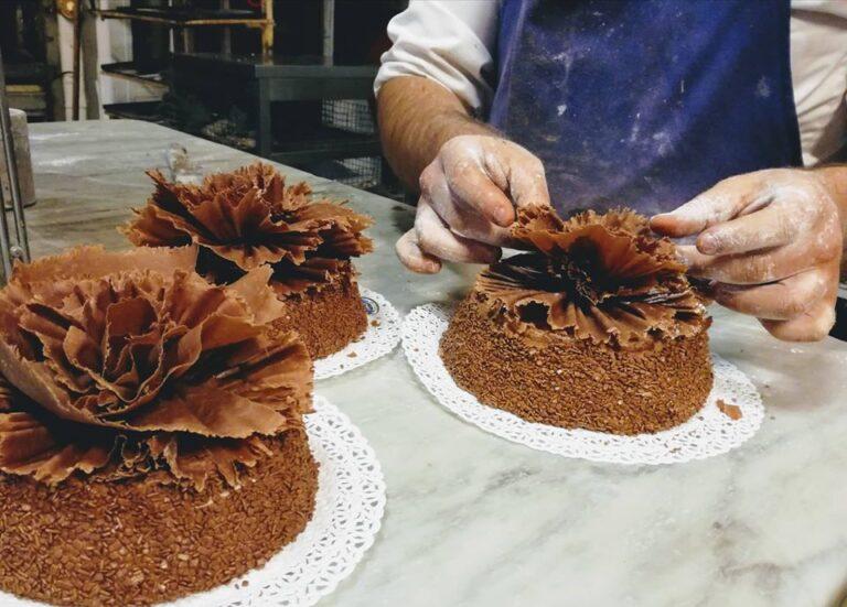 Torino: Pasticceria Pfatisch – Bar, pasticceria