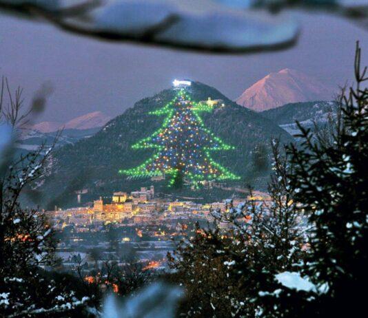 L'Albero di Natale di Gubbio è entrato nel 1991 nel Guinness dei primati (ildomaniditalia.eu/)