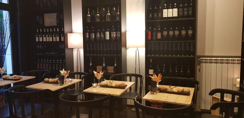 Milano: enoteca La Cocota