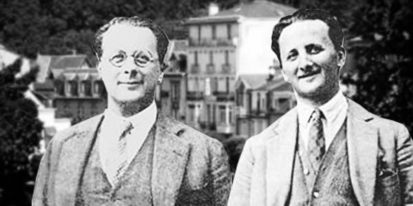 I fratelli Carlo e Nello Rosselli