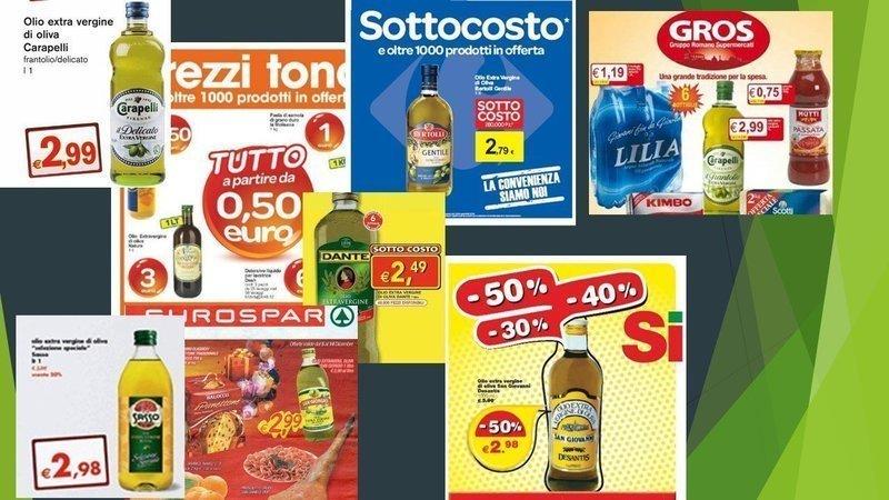 Petizione contro olio low cost