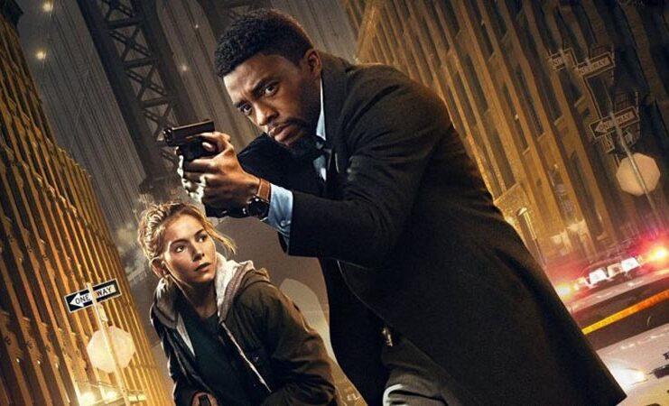 city of crime il film