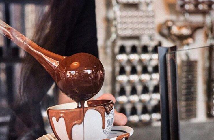 Roma: Said dal 1923, antica fabbrica del cioccolato