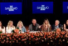 La conferenza stampa di Amadeus per Sanremo 2020