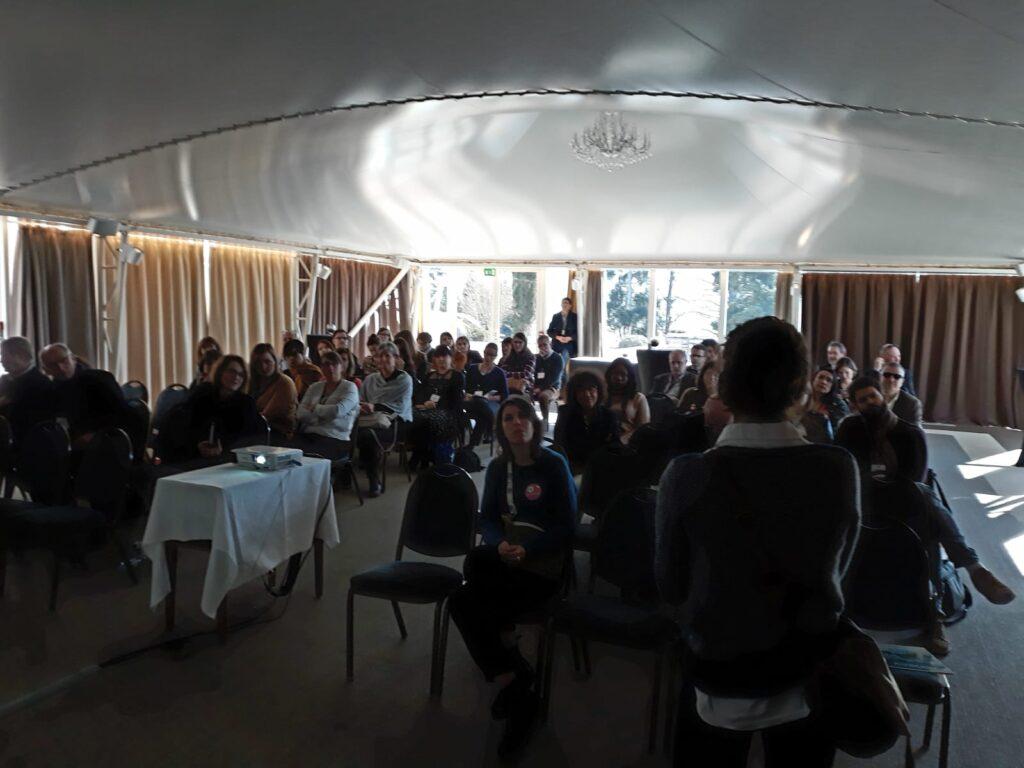 Sala conferenza Annecy