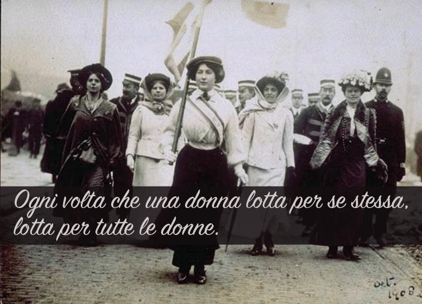 rivoluzione delle donne