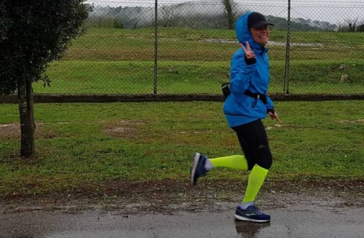 Mariagrazia runner