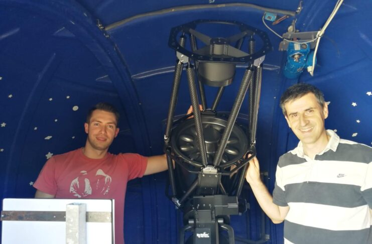 Звездная обсерватория