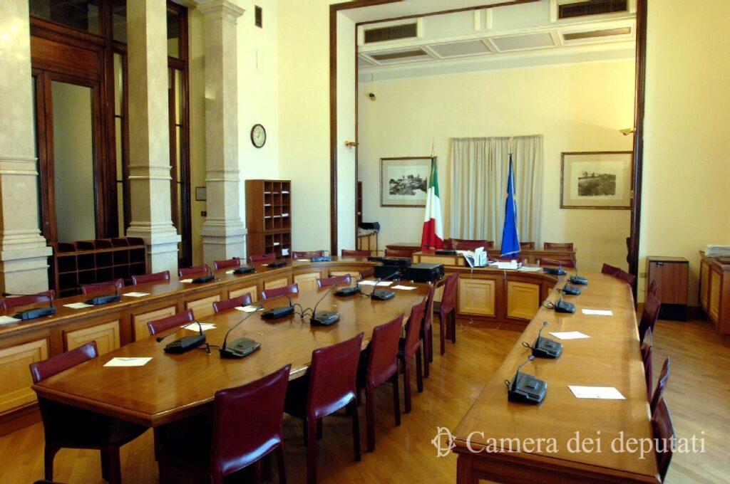commissione speciale camera dei deputati