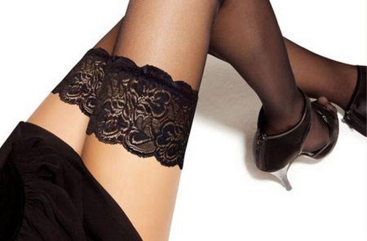 calze autoreggenti