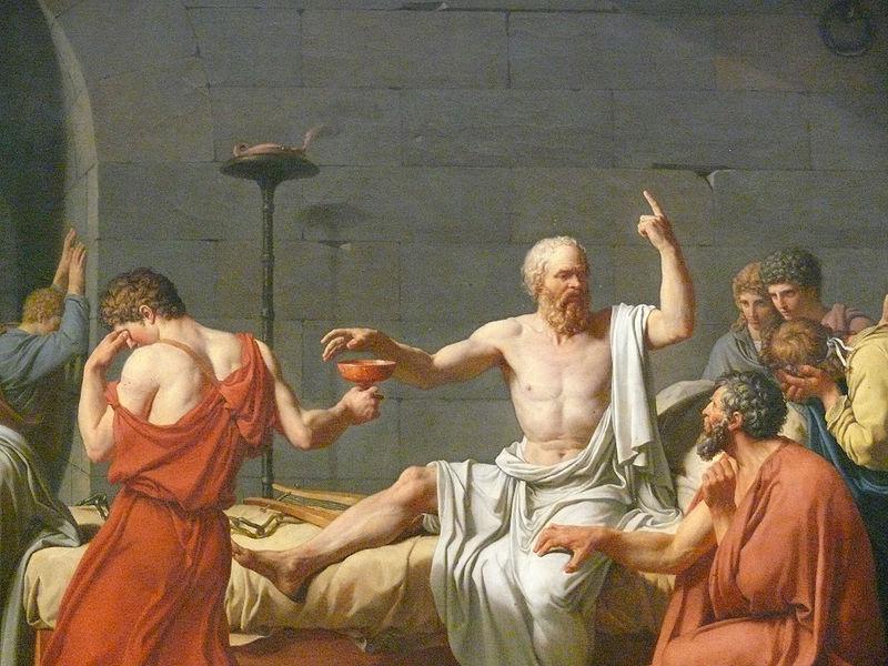 Socrate Dura Lex sed Lex