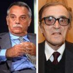 Giampaolo Sodano e Mario Pacelli