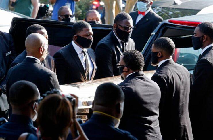 Funeral Floyd