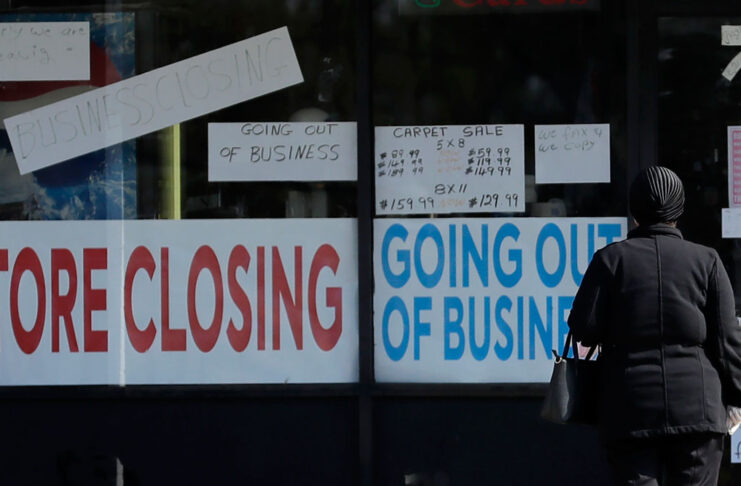 безработные сша