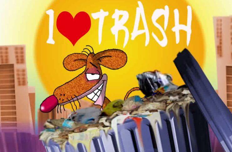 I love Trash di Guido Manuli