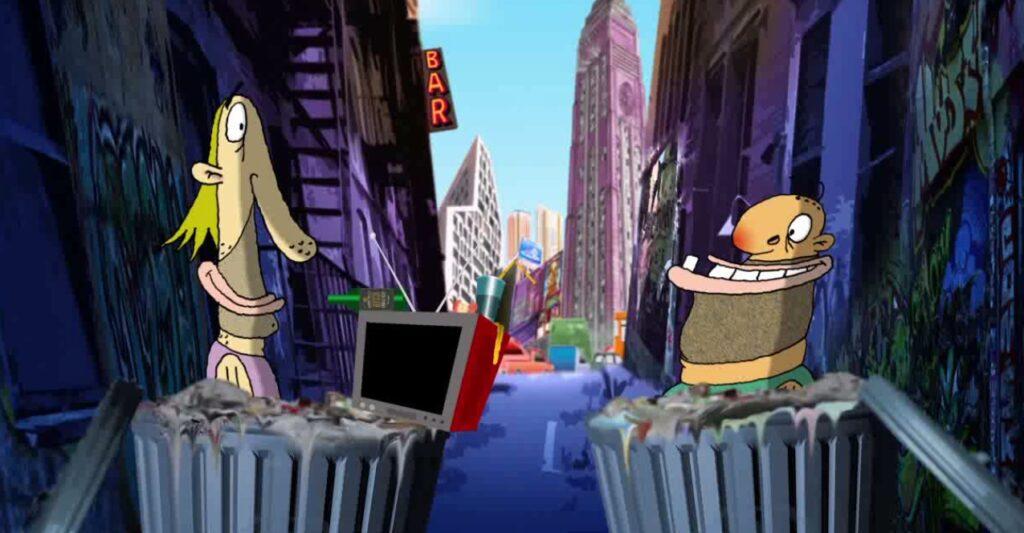 I love Trash - Bobo e Jack
