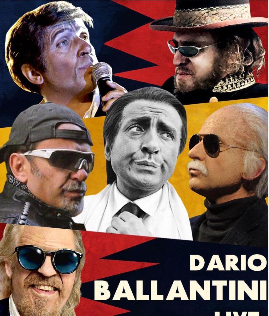 Dario Ballantini live