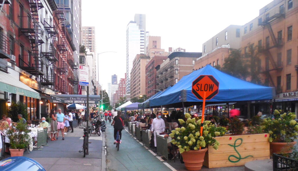 Second Avenue NYC