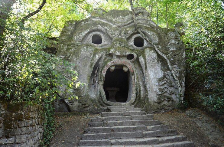 Sacro Bosco - Parco dei Mostri - Bomarzo