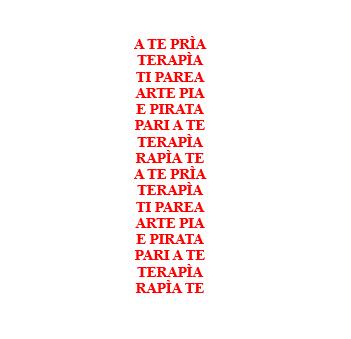 anagrammi