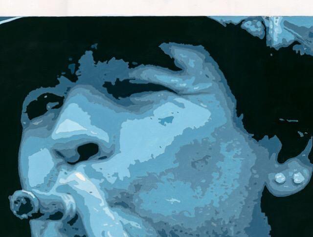 Maradona - opera di Gennaro Regina