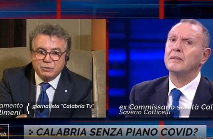 Sanità Calabria