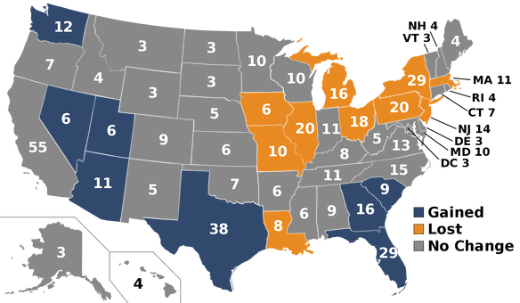 US Great Electors
