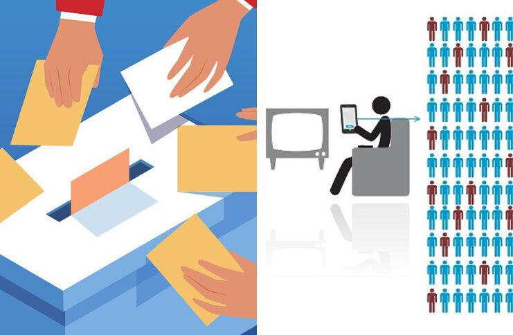 elezioni e sondaggi