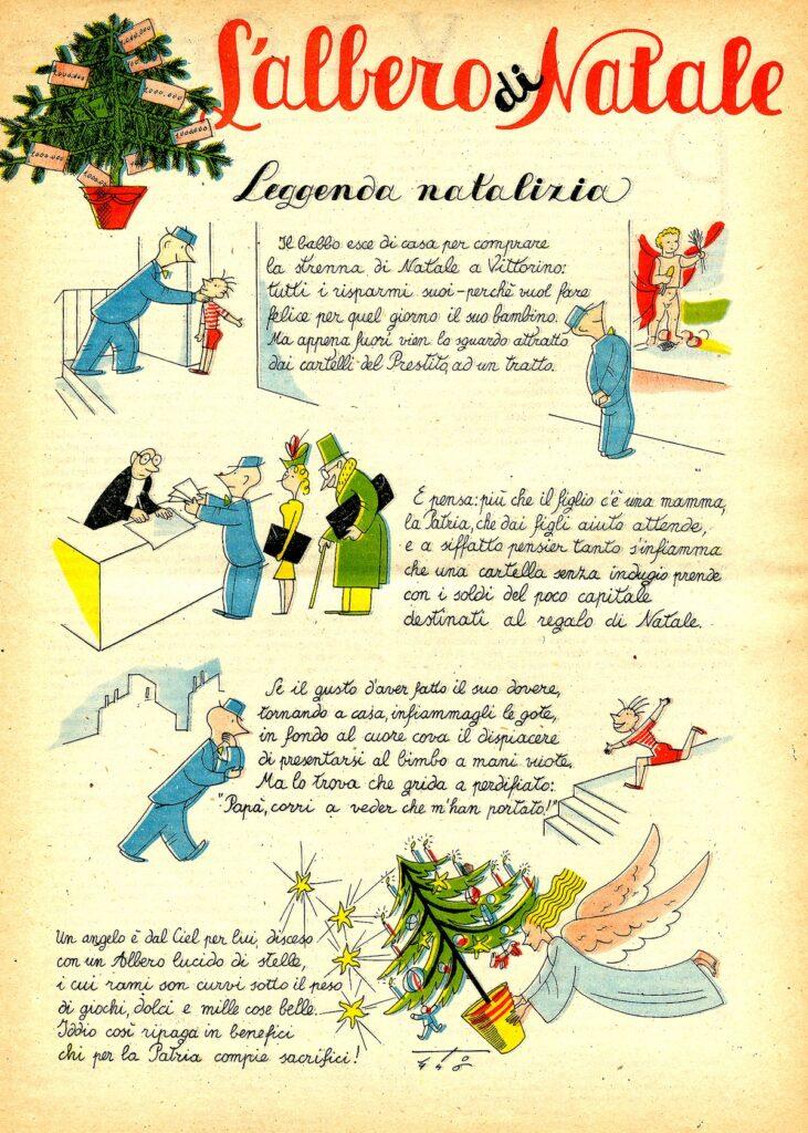 1946 - STO - ALBERO DI NATALE
