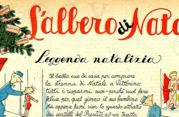 1946 - STO - ALBERO DI NATALE- copertina