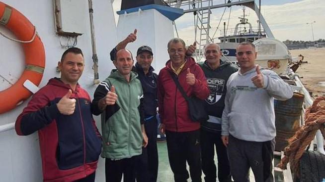 Liberi pescatori mazara del vallo