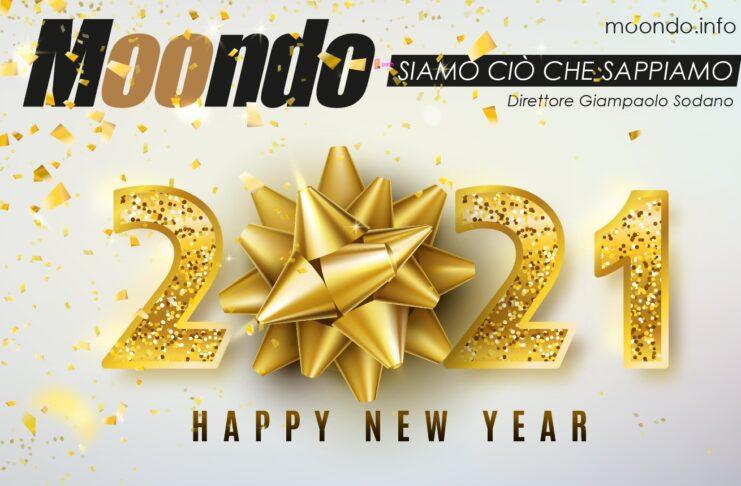 Moondo 2021 - С Новым годом