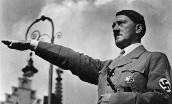 Saluto nazista
