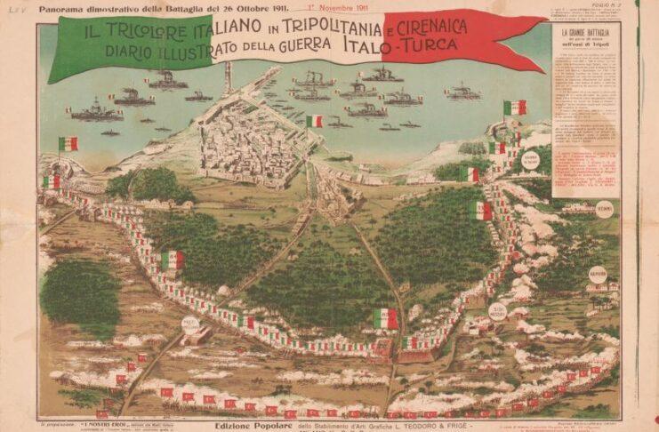 Tripolitania e Cirenaica