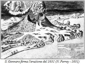Извержение Везувия 1631 г.