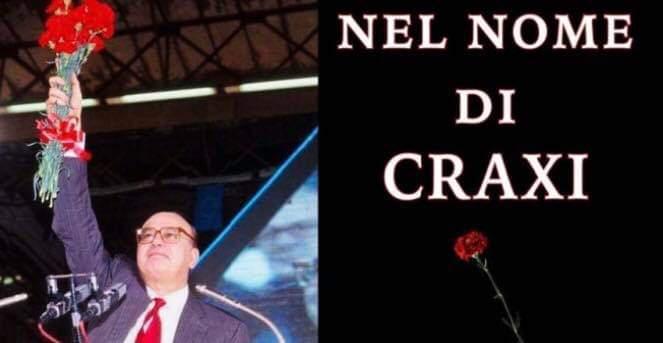 Nel nome di Craxi