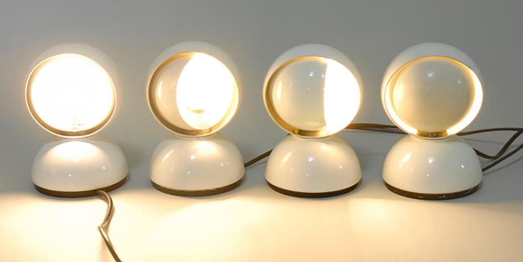 1965 - Lampada Eclisse - Vico Magistretti per Artemide