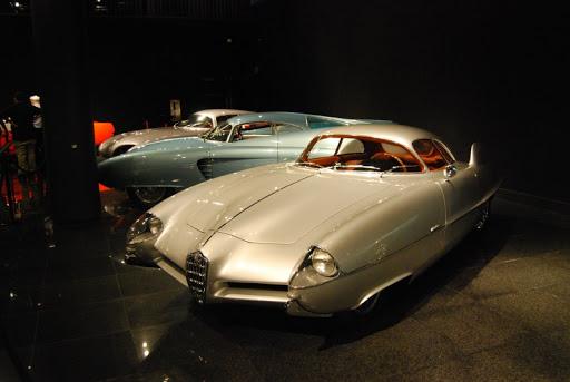 1953_1955 - Alfa Romeo Concept BAT - Bertone