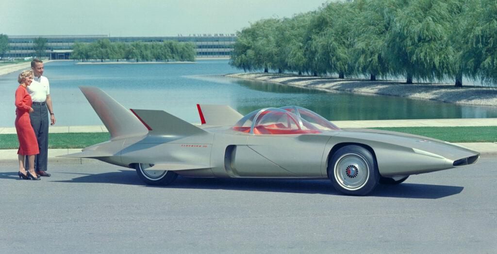 1958 - Firebird-III-General Motors