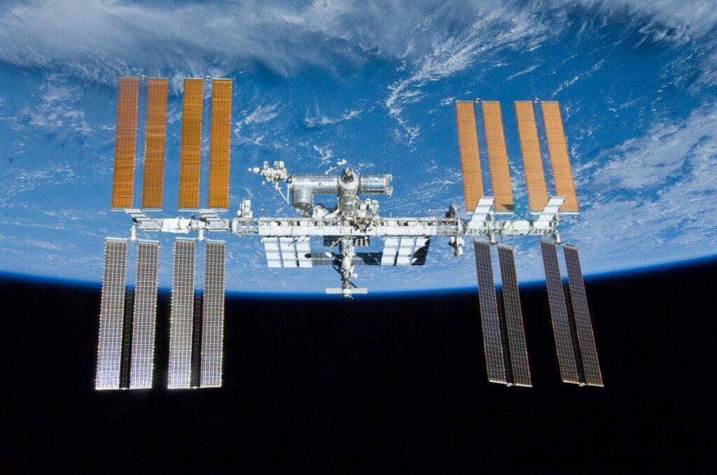 2020 - ISS Stazione Spaziale Internazionale
