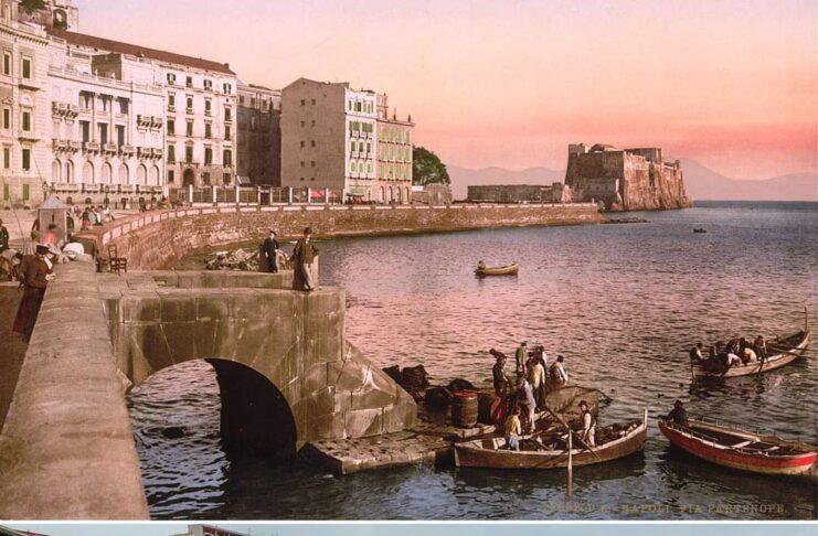 Arco borbonico Napoli