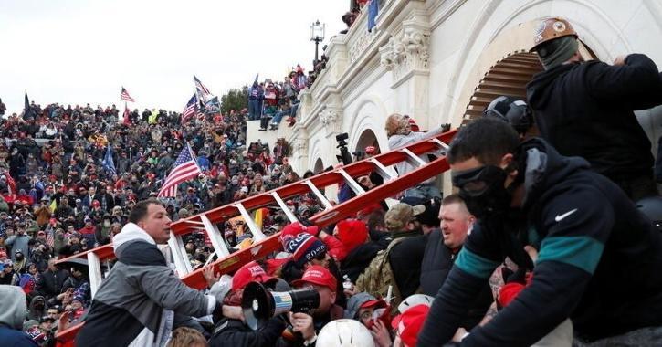 Attacco a Capitol Hill