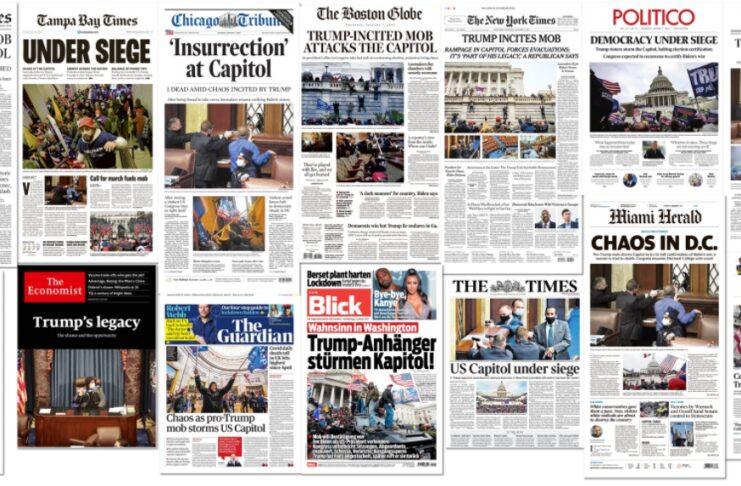 Stampa internazionale