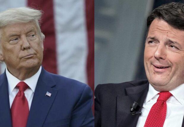 Trump e Renzi
