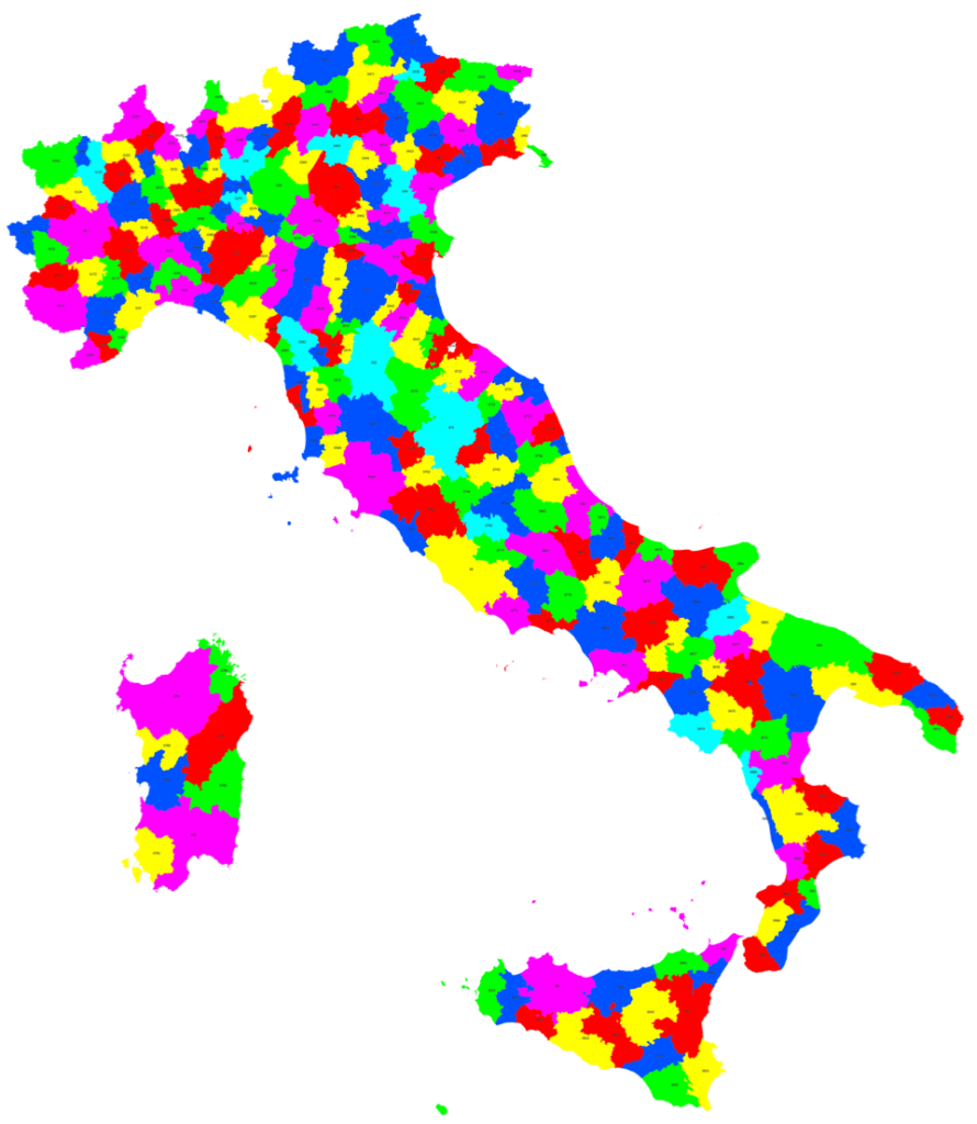 cartina-italia-colorata