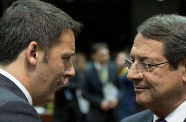 Draghi e Renzi