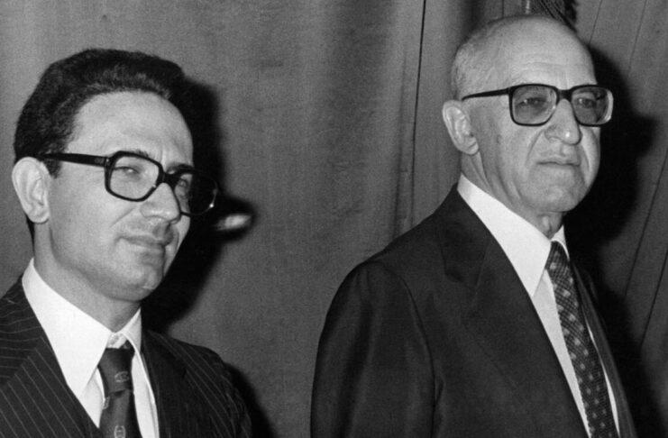Baffi and Sarcinelli