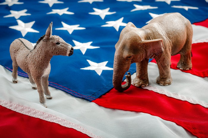 The uphill road of the American Dems