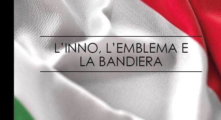 Book Hymn emblem flag