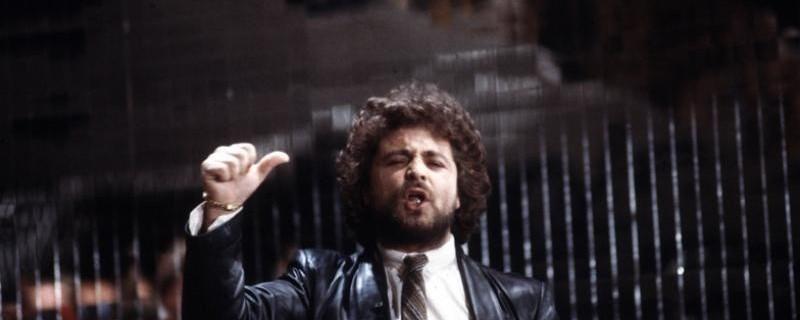 Beppe Grillo giovane